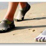 Перчатки для ног — удобная и полезная обувь