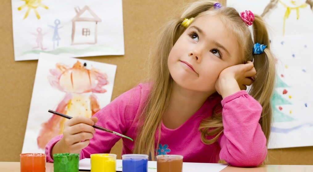 Чем занять ребенка в 4 года