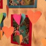 Гирлянда из сердечек — украшаем дом ко Дню Святого Валентина
