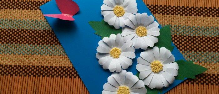 50 идей простых открыток на день рождения своими руками