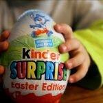 Что можно сделать из яиц от киндер сюрприза